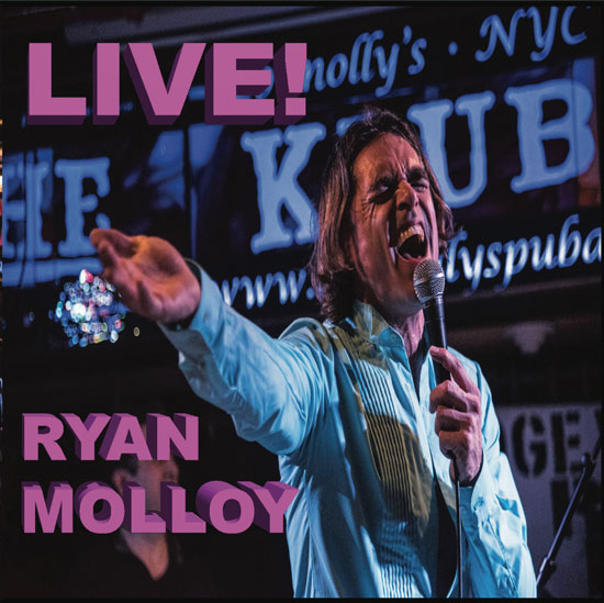 Picture of Ryan Molloy LIVE!
